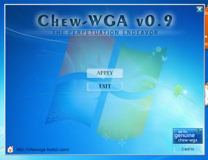 Chew-WGA 0.9 Aktywator