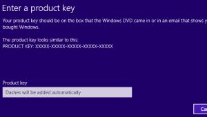Klucze aktywacji Windows 8.1