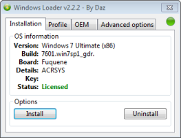 Pobierz Aktywator Windows 7