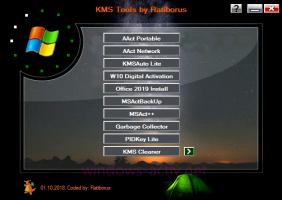 Aktywator KMS Tools dla pakietu Office 2019